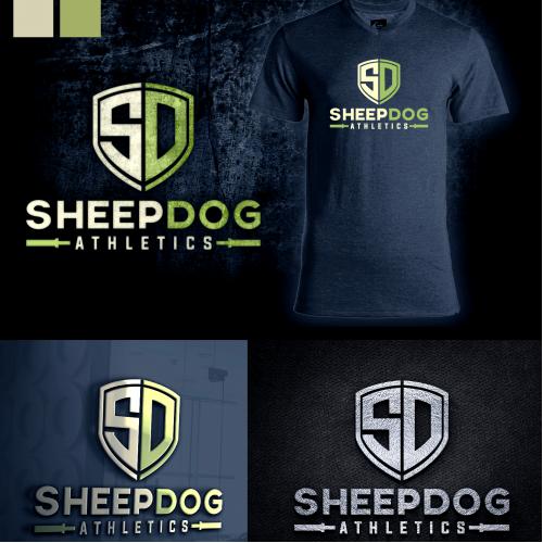 Sheepdog Athletics Logo