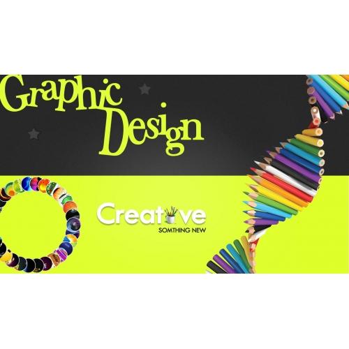 Graphic Design Website banner